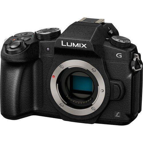 Kredit Panasonic Lumix DMC-G85 & G 25mm f/1.7 ASPH