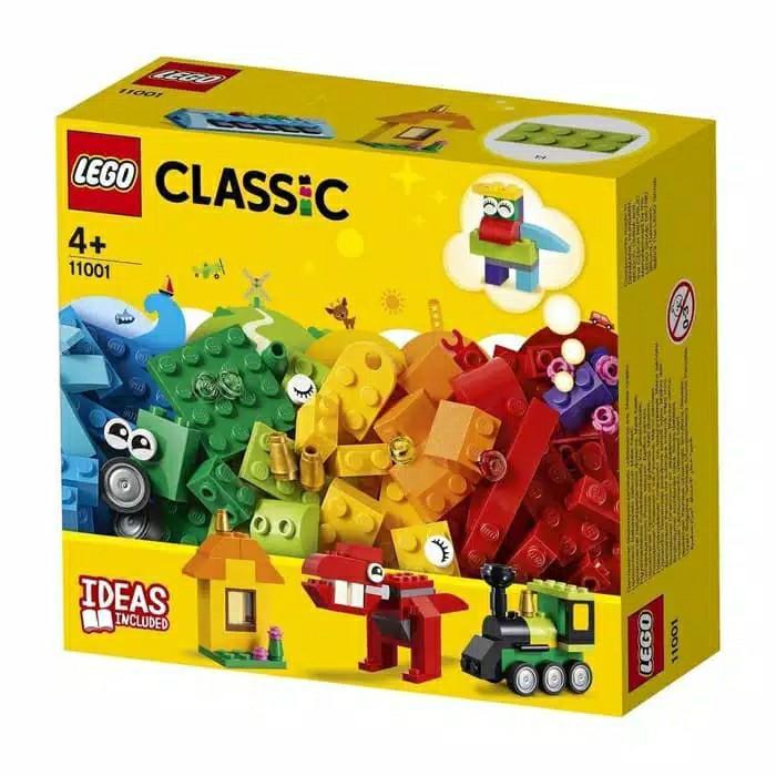 Lego Classic Ideas and Bricks