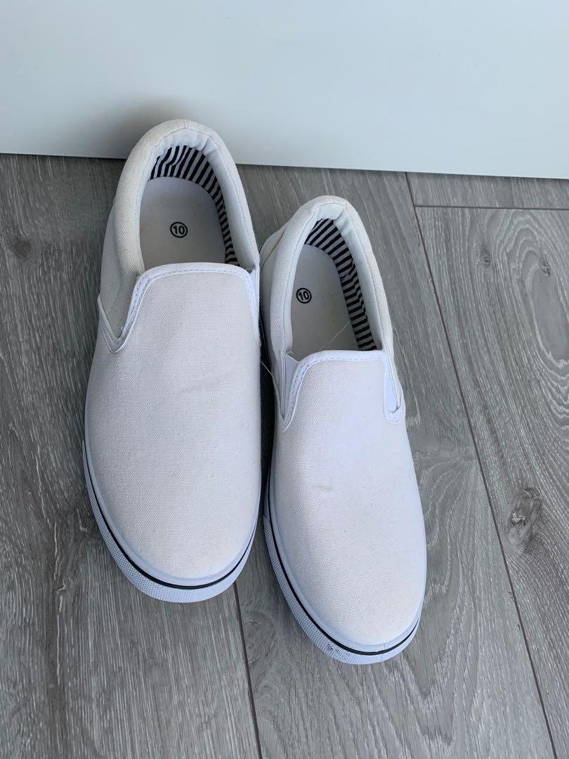 Linen shoes unisex