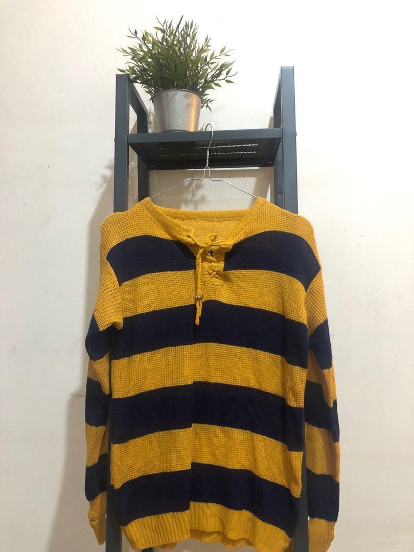 Longsleeve striped