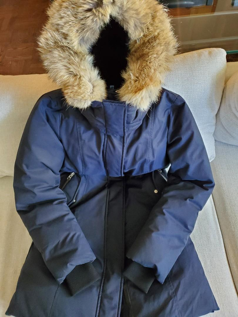 Mackage KERRY Down Parka Size Small