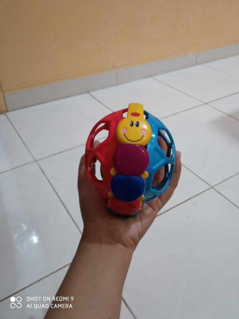Mainan Bayi Krincing