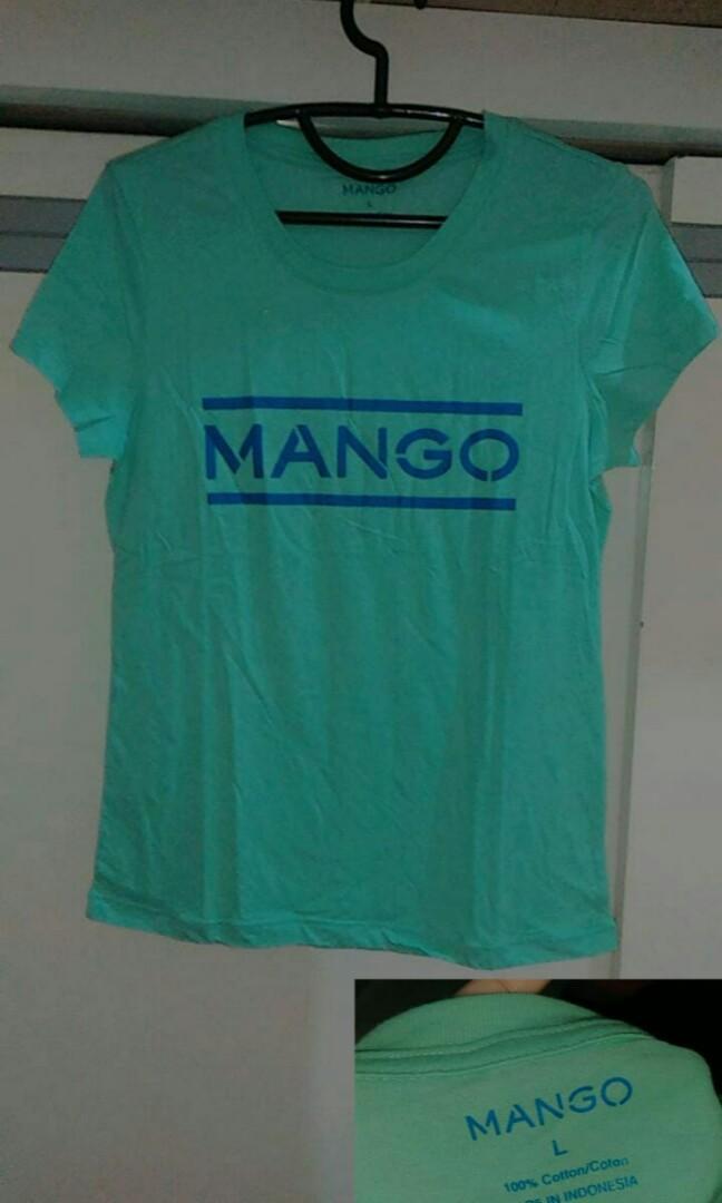 Mango basic t-shirt original 100% (new)