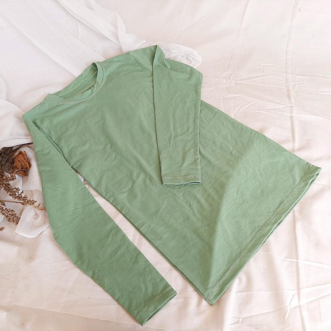 Manset hijau soft lembut