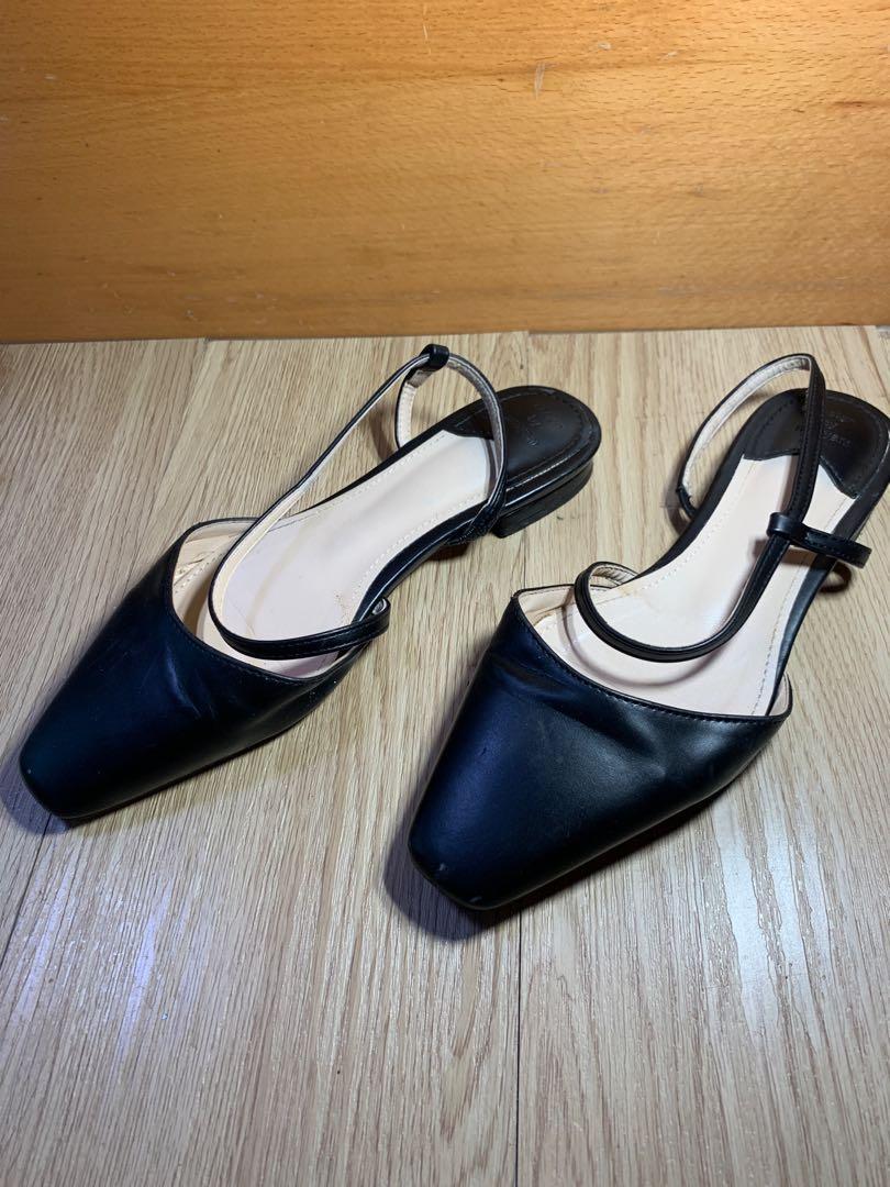 Maryam專櫃尖頭平底鞋 36 女鞋