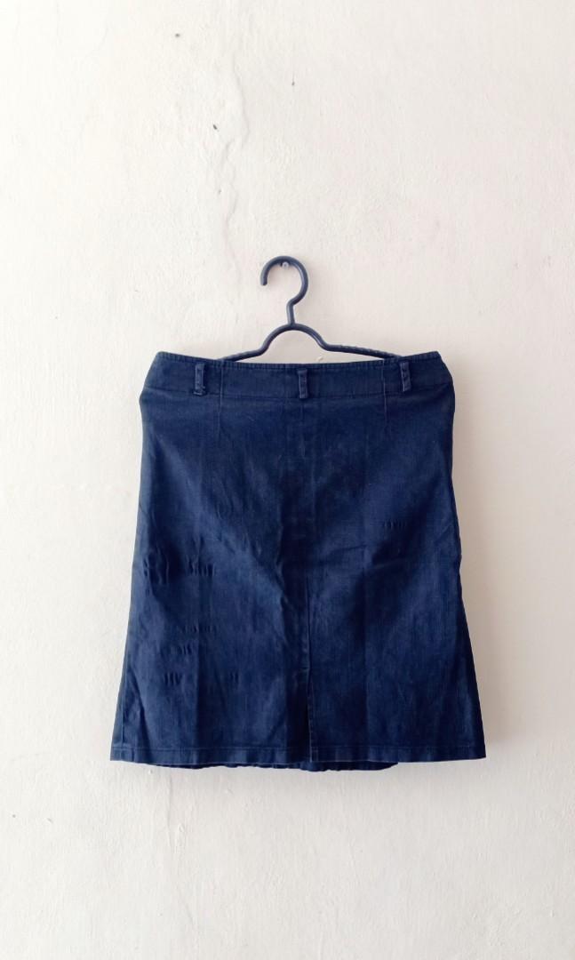 #mauovo Black Mini Skirt
