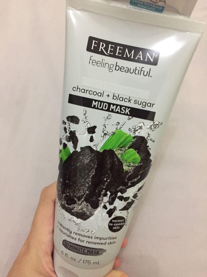 #mauovo New Masker Freeman charcoal+blacksugar