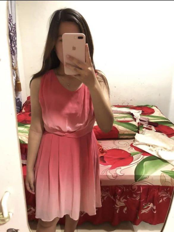 #mauovo Pink Dress