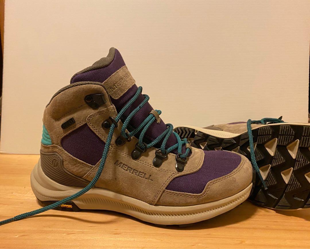 Merrell Ontario 85 女用防水登山鞋
