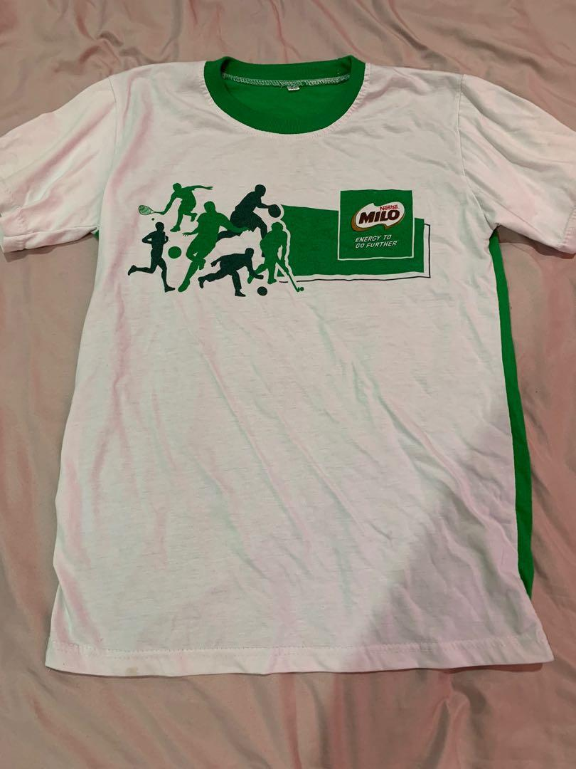 Milo Athletic Sport shirt