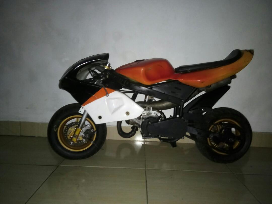 Mini gp 50cc