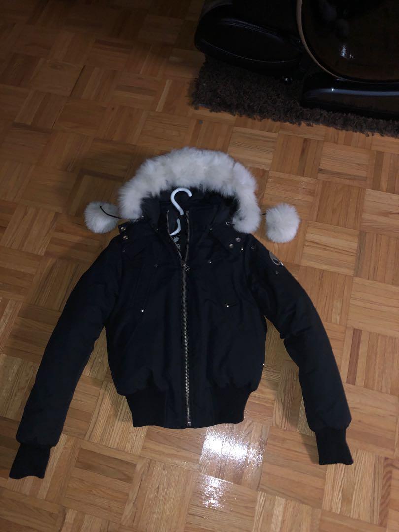 Women's Moose knuckle winter jacket