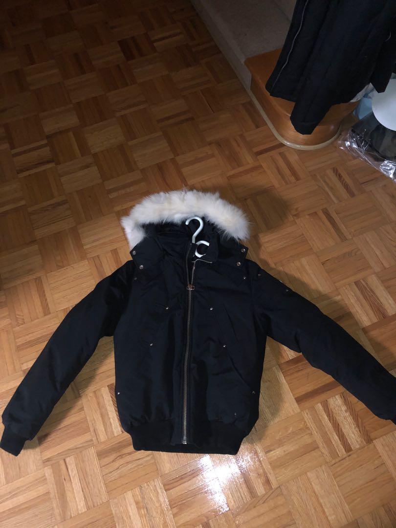Men's Moose Knuckle Winter Jacket