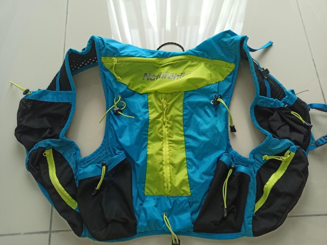 Naturehike- Running or hiking lightweight backpack vest