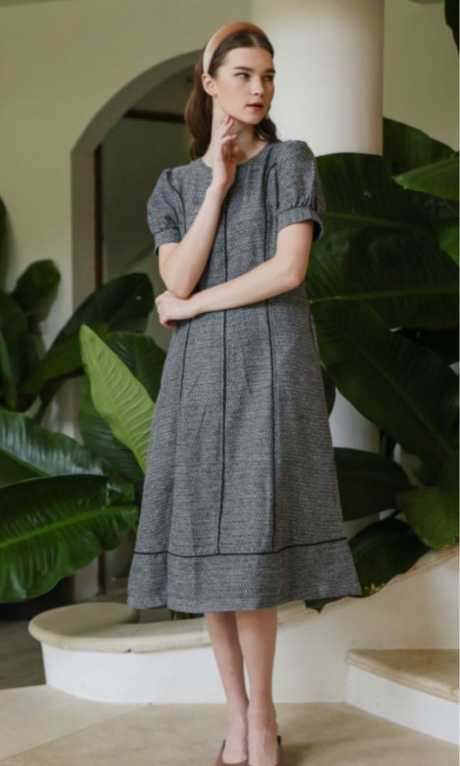 New - Maven Widira Dress Fern Blue