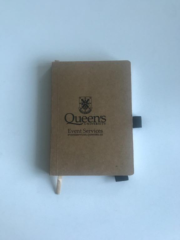NEW Queen's University Notebook