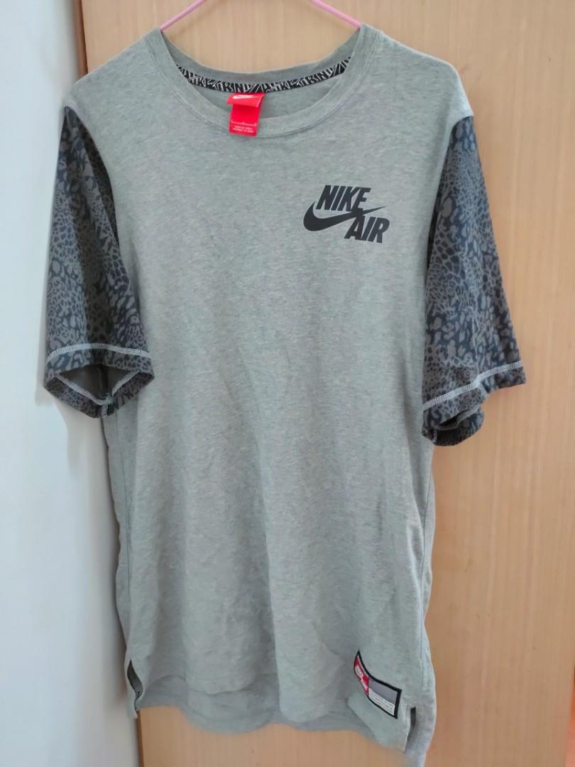 Nike air 長版Tee(L)