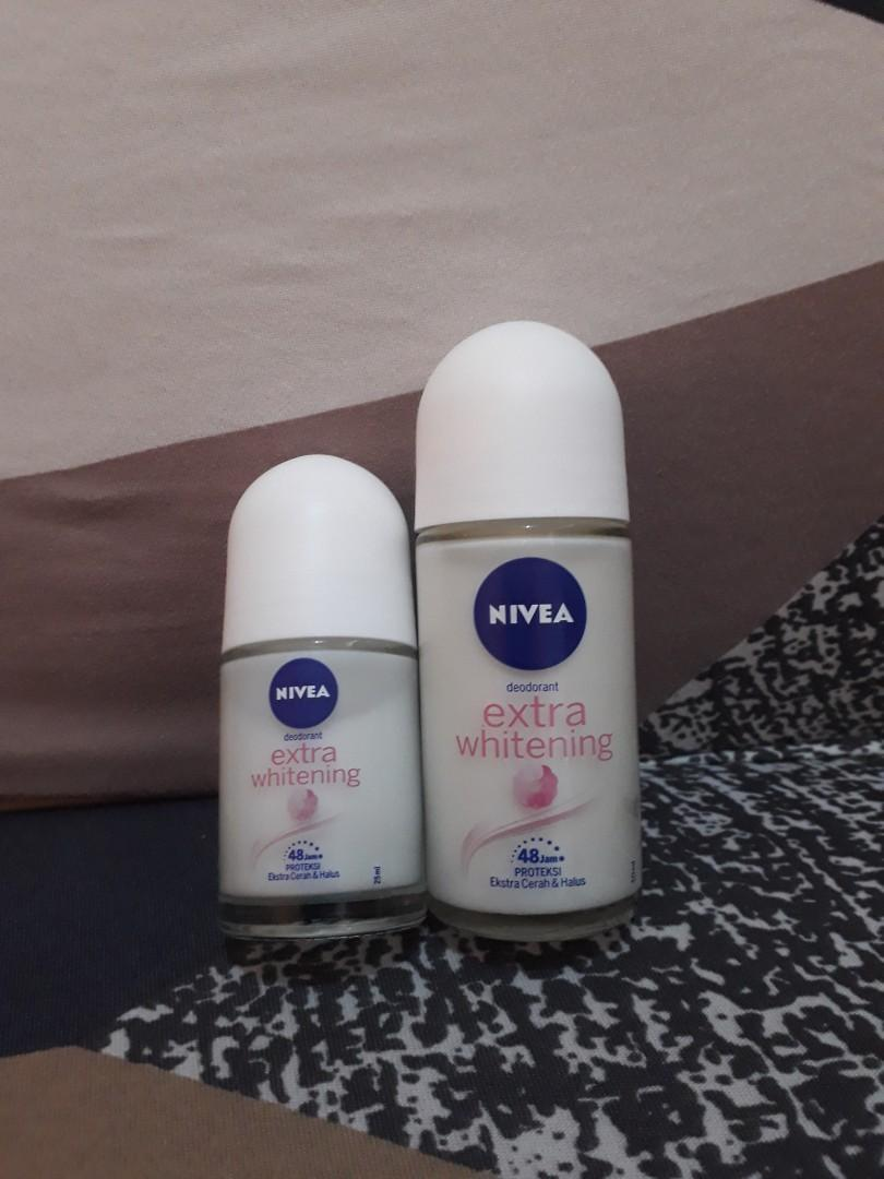 Nivea Deodorant Extra Whitening 25 ml