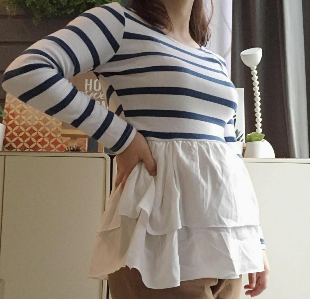 #oktoberovo blouse