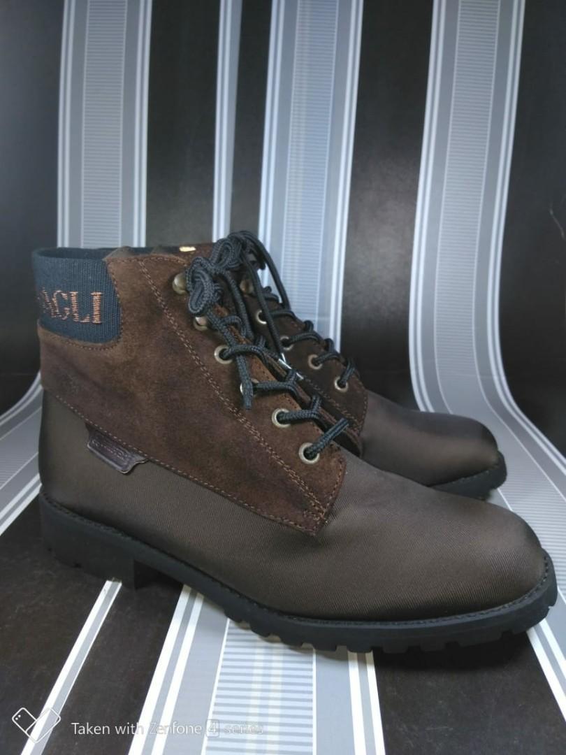 #Oktoberovo Bruno Magli Goretex original leather boot 36 size woman shoes