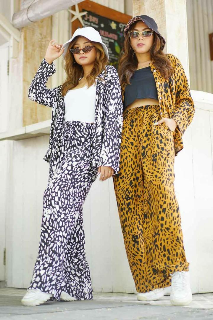 #oktoberovo leopard series longsleeve set