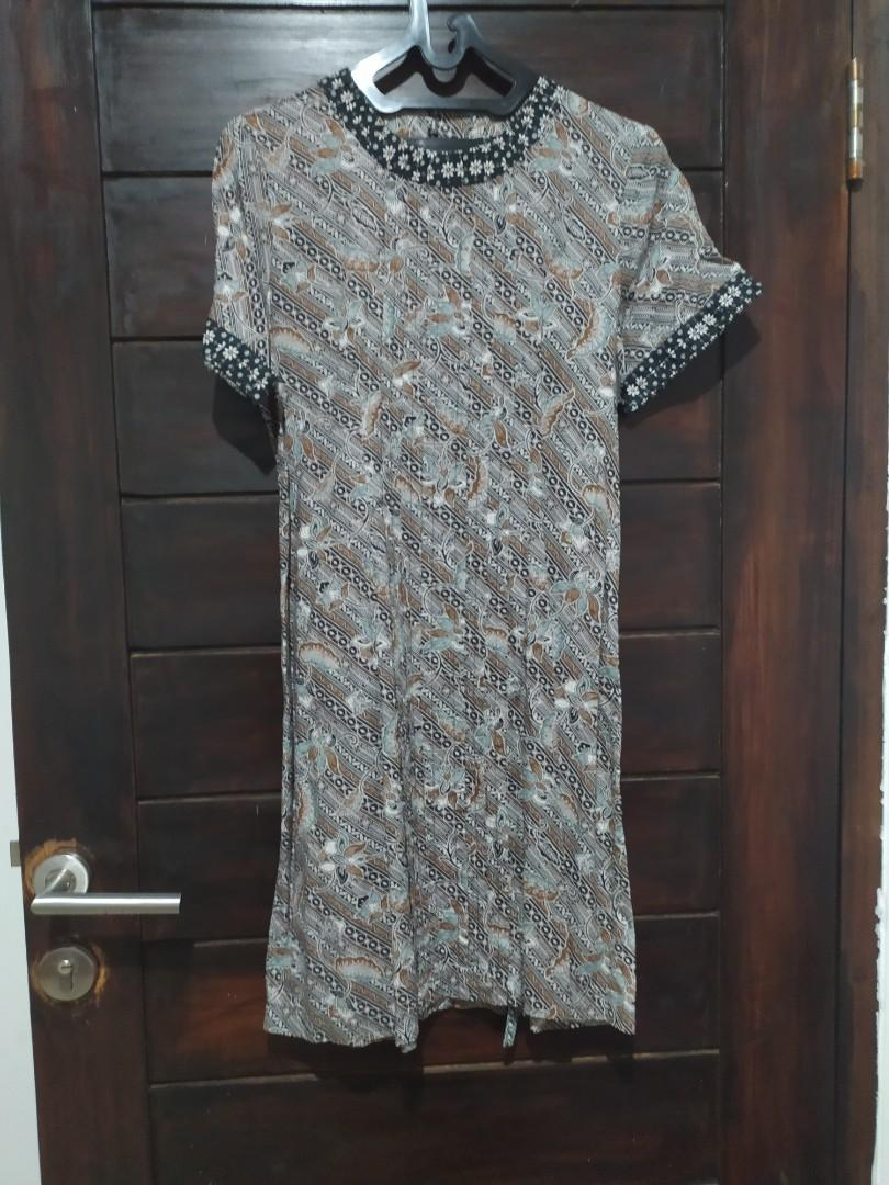 #Oktoberovo #mauovo Dress Batik Keris