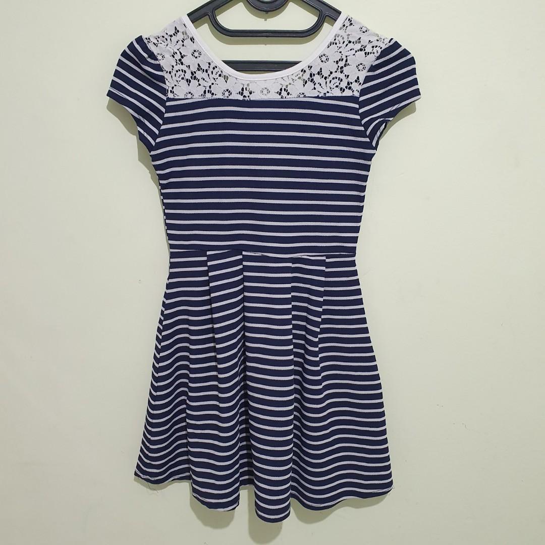 #oktoberovo preloved Btween flare dress size 12