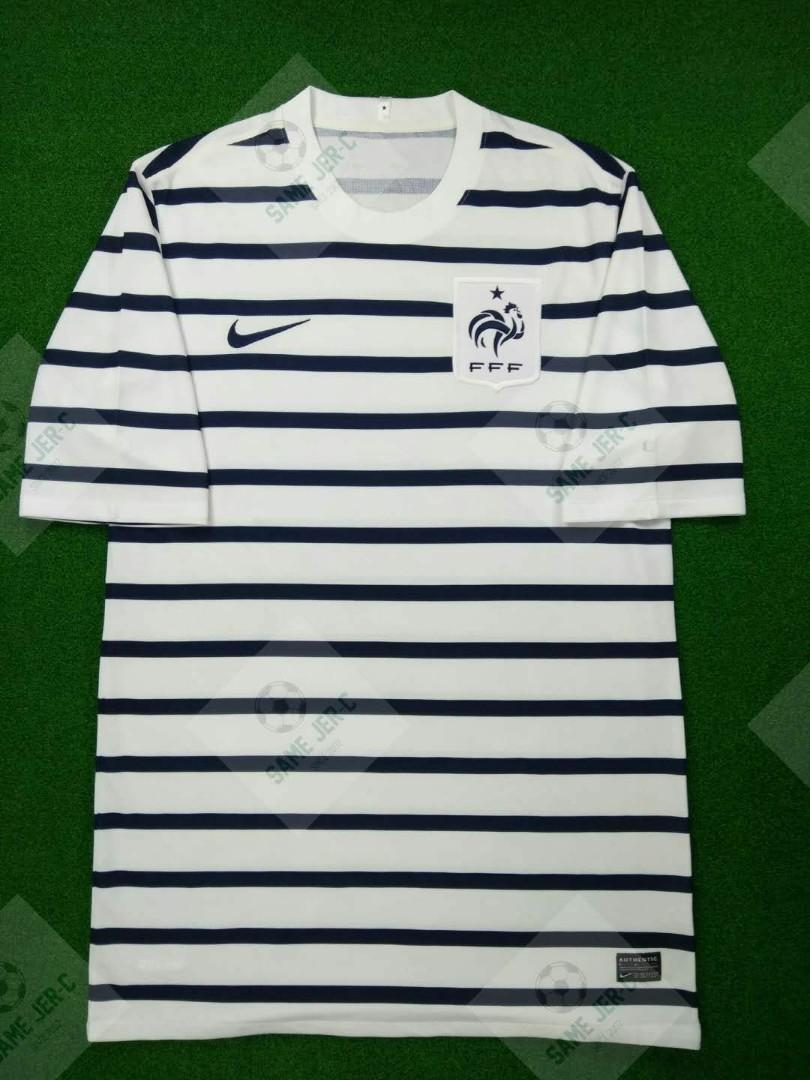 *ORIGINAL * M Size , France Away Jersey 2009/10, 2010 World Cup