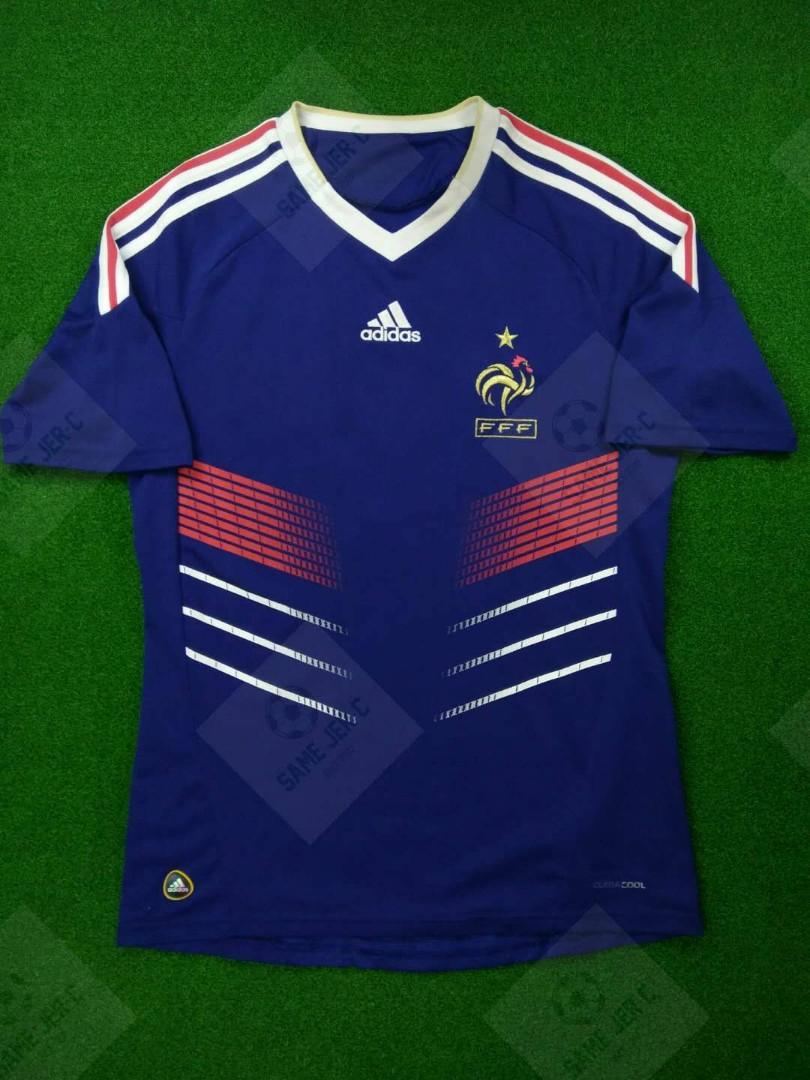 *ORIGINAL * S Size , France Home Jersey 2009/10, 2010 World Cup