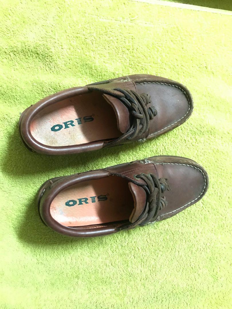 ORIS雷根帆布鞋