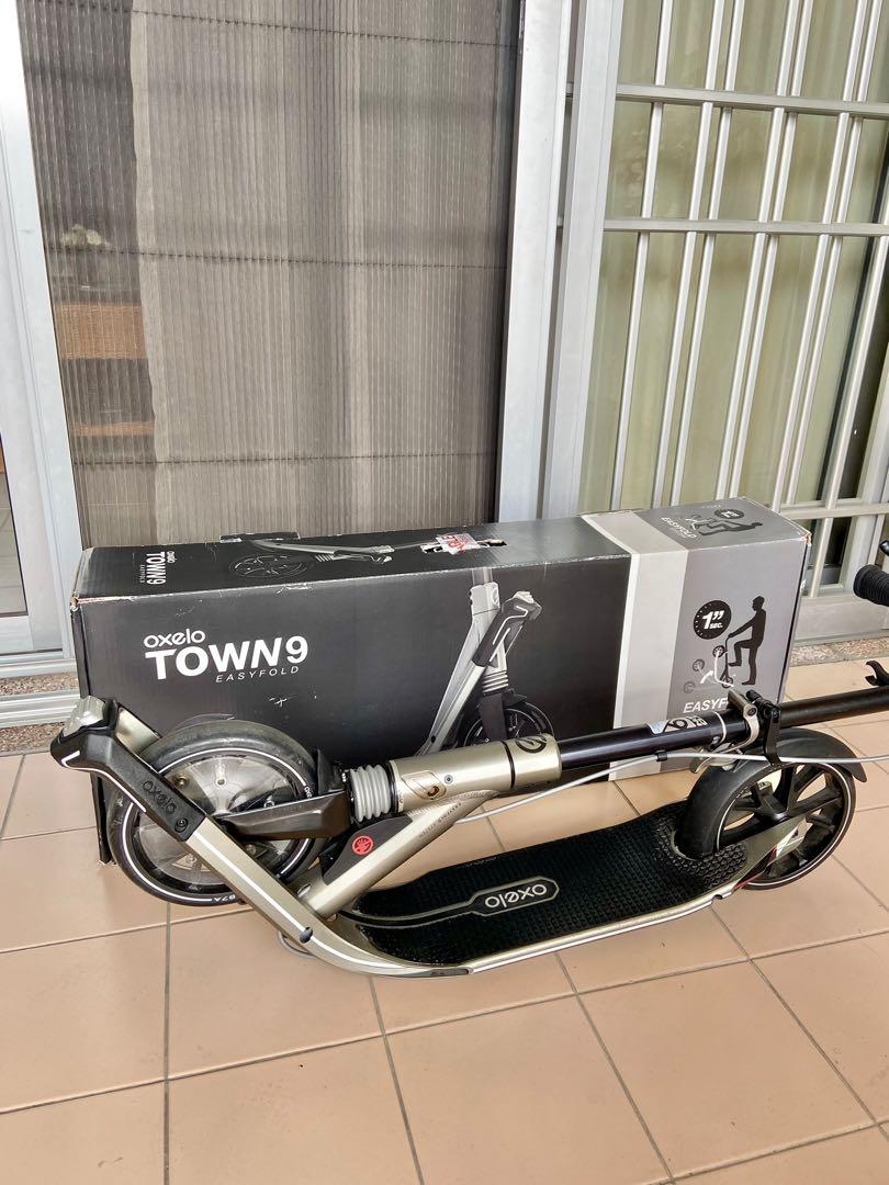 Oxelo Town 9 Scooter FOR SALE!