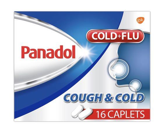 Panadol Cough and Cold