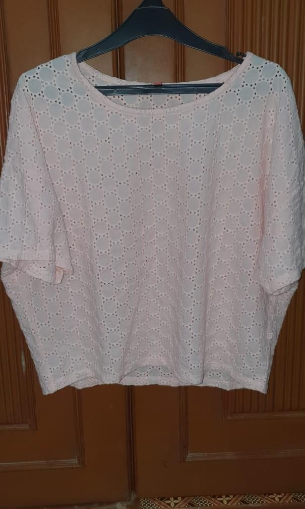 Peach blouse #mauovo