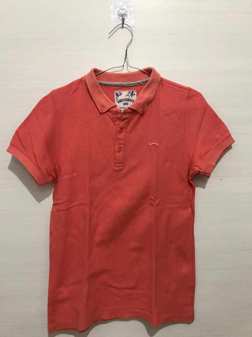 Polo Shirt Gingersnaps