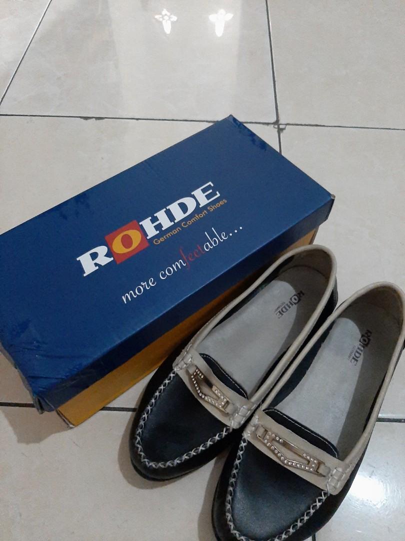 Preloved sepatu Rohde ukuran 40 wanita