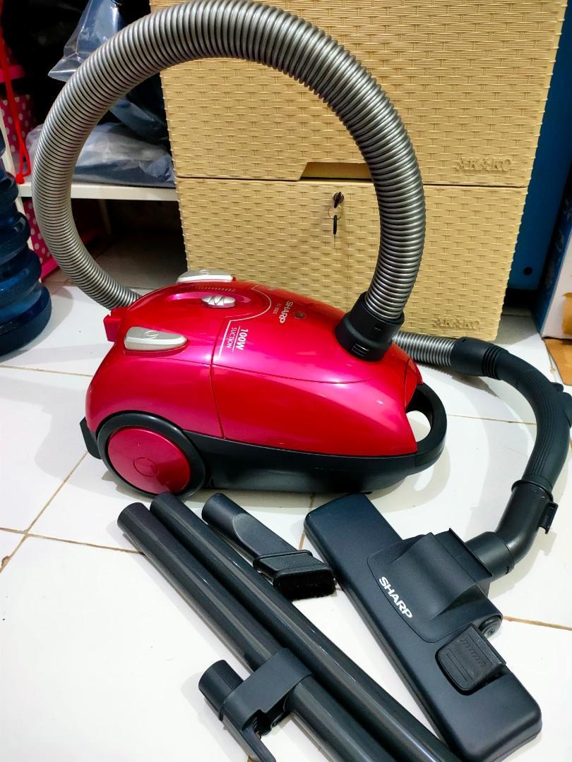 PRELOVED Vacuum Cleaner SHARP EC-8305-P