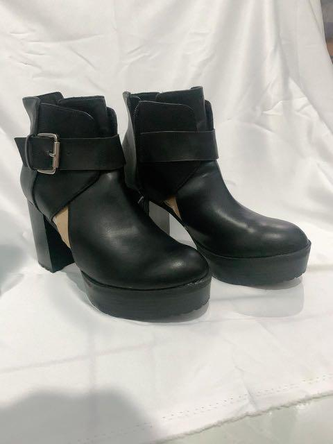 Pull & Bear Ankle Boots