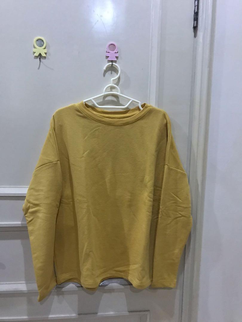 PULL & BEAR oversized sweater sweater
