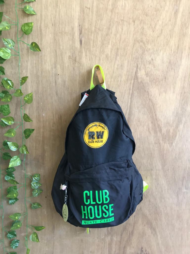Ransel Club House #oktoberovo