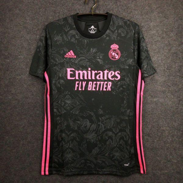 REAL MADRID 3RD 20/21 JERSEY