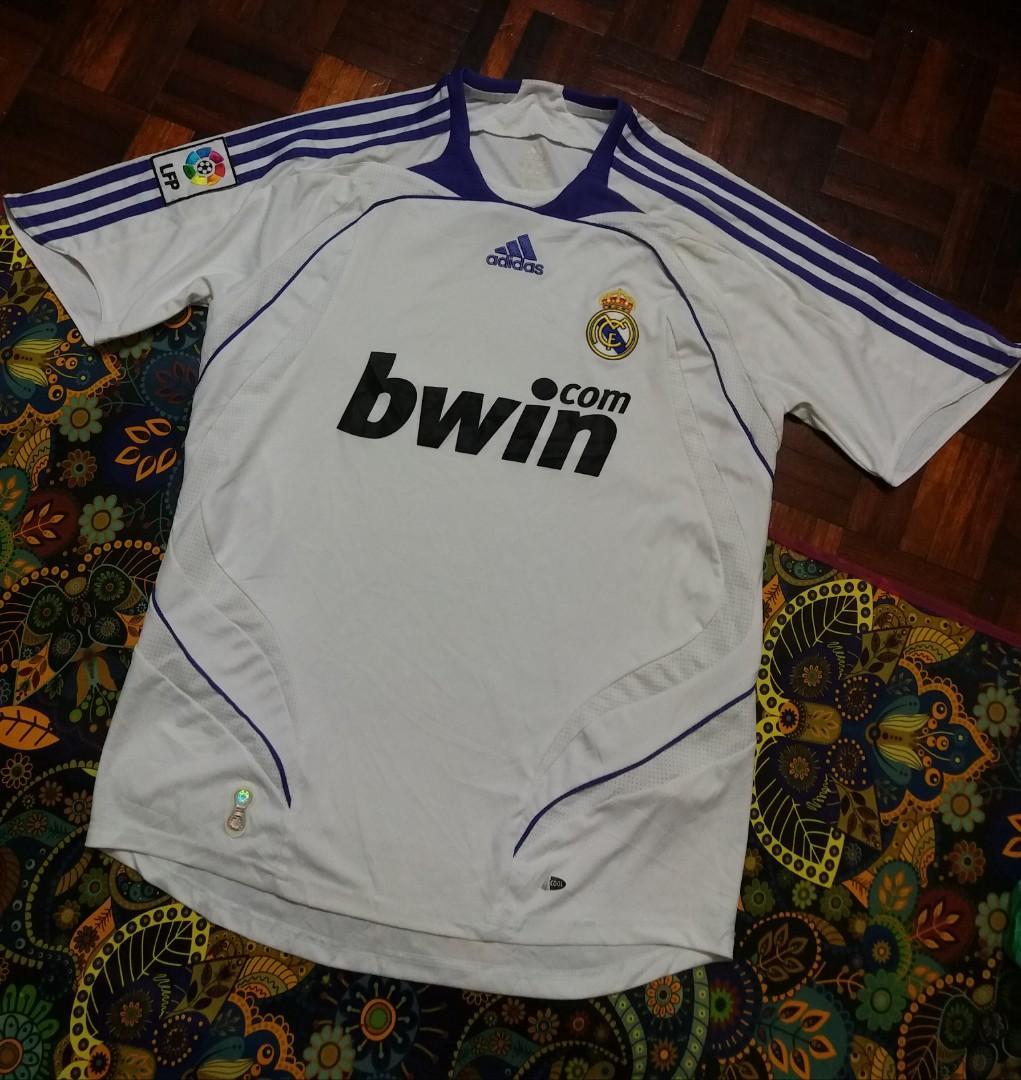 Real Madrid Original Jersey