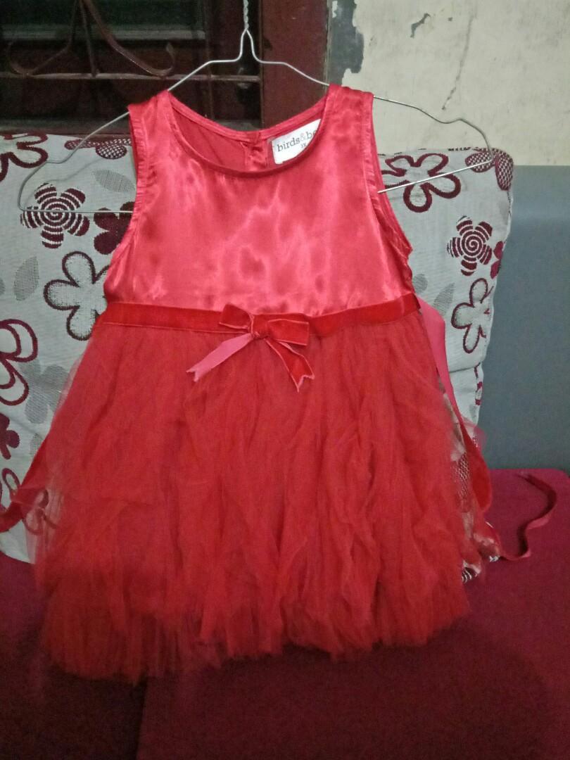 Red Dress 3y