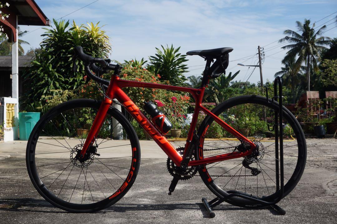 Road bike : camp impala X