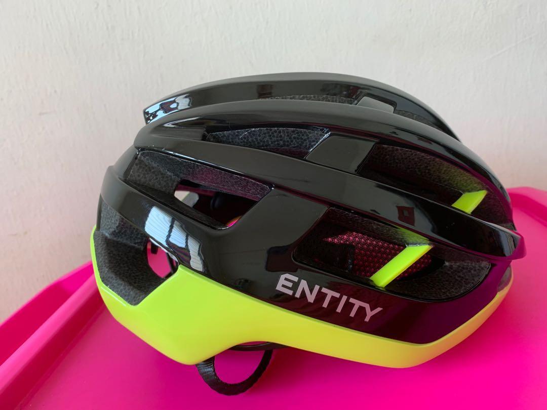 Road Bike Helmet (Entity)