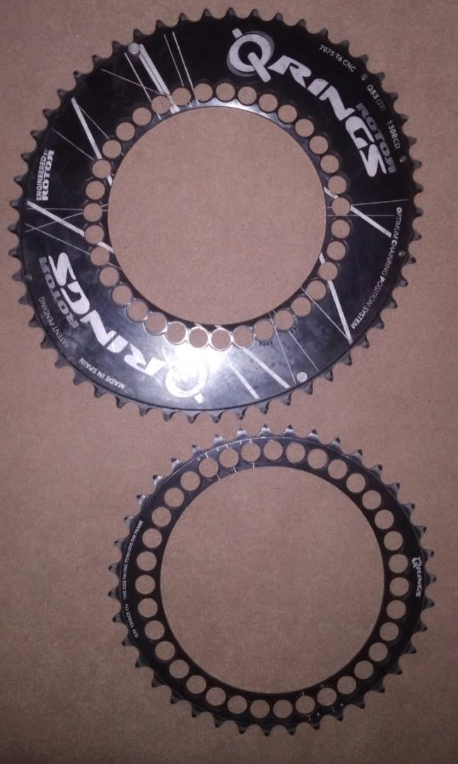 Rotor Qrings Oval chainring