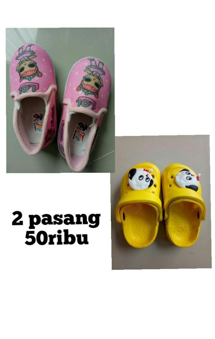 Sepatu Anak Balita 1th - 2th (FREE ONGKIR JABODETABEK) #oktoberovo