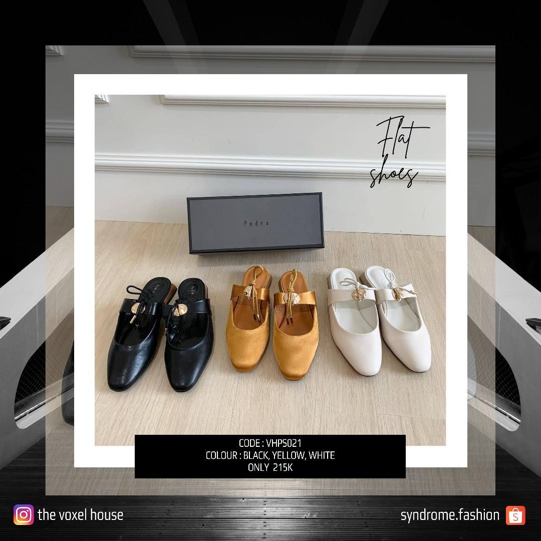 Sepatu wanita | flat shoes Pedro (VHPS021)