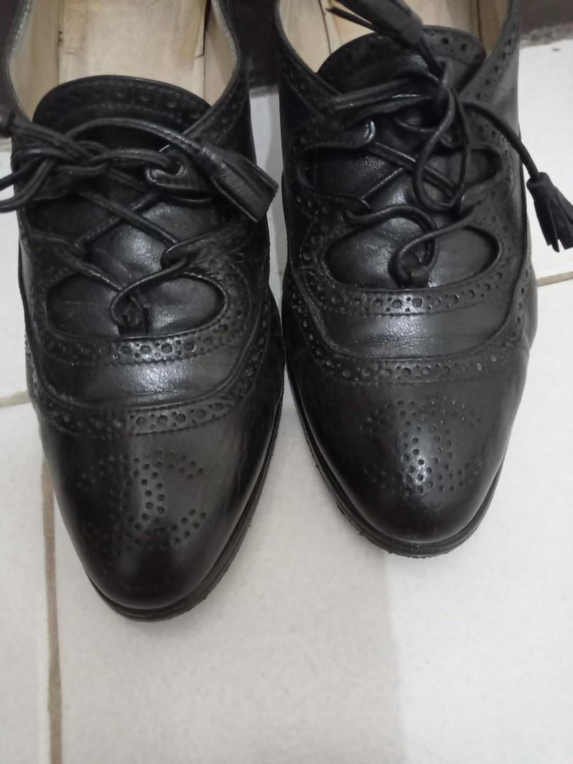Sepatu wanita chanel authentic ukuran 37,5