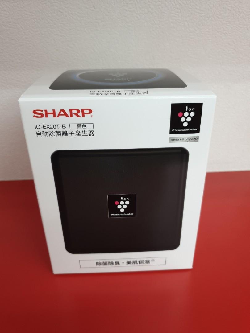 sharp 自動除菌離子產生器