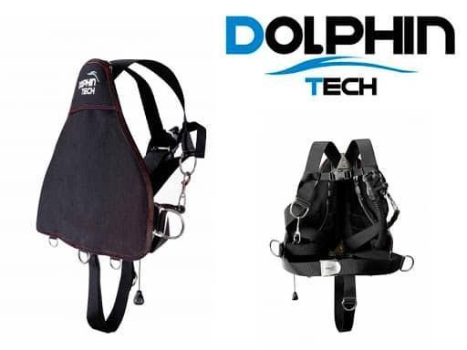 Side Mount BCD Doplhin Tech
